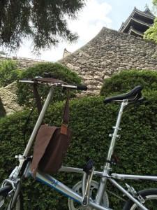 松江城と5LINKS2