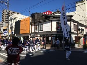 松江祭り風景